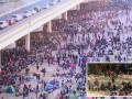 数千海地难民突然涌入边境!美国计划大规模遣返
